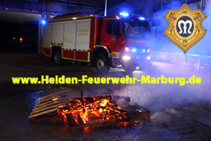 Werbekampagne Feuerwehr Marburg